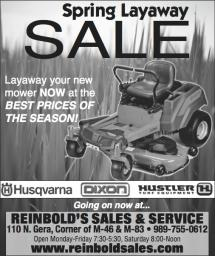 ATV, Snowmobile, Lawn and Garden Dealer Michigan